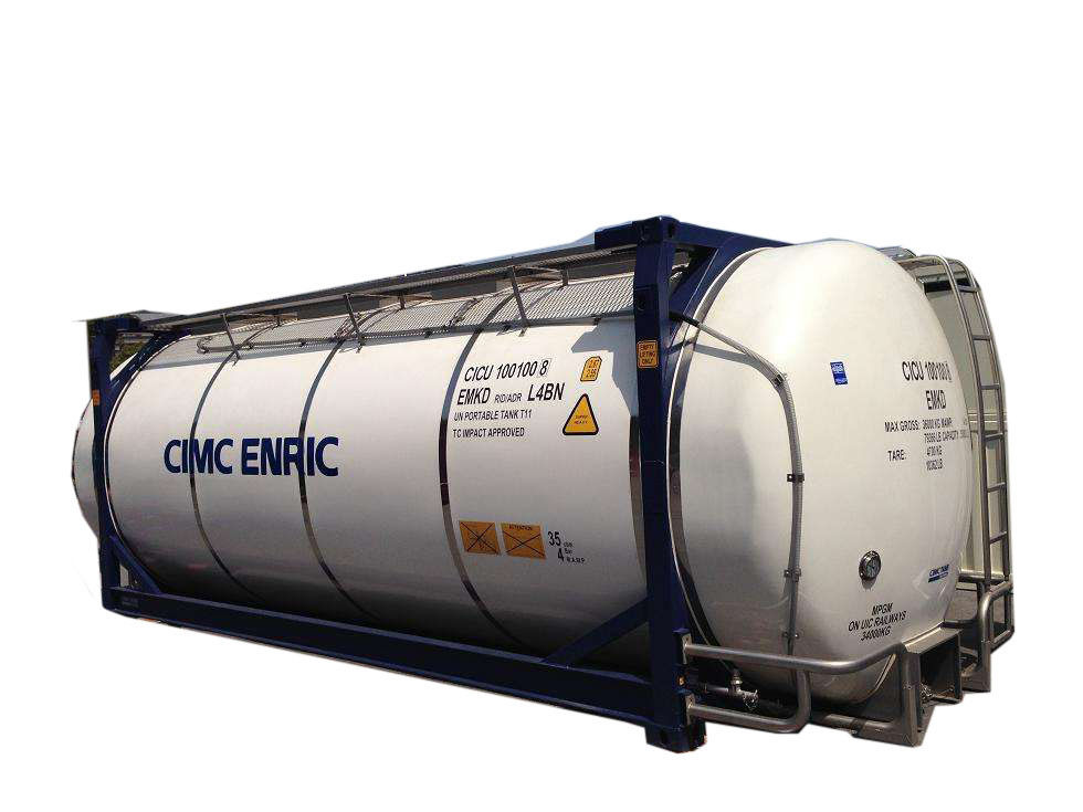 ISO Tanks Packaging Ammonia Water Solution NH3·H2O EINECS No 21-647 6